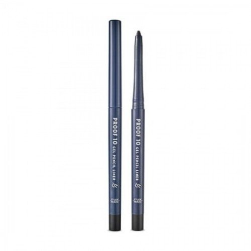 Etude House Proof 10 Gel Pencil Liner[#1 Black]
