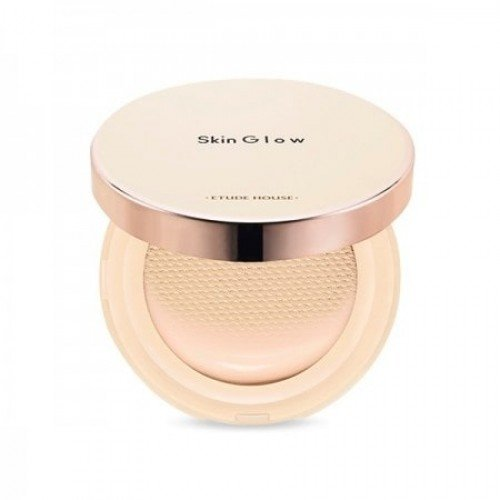 Etude House Skin Glow Essence Cushion SPF50+/PA++++ [N03 Neutral Vanilla ]