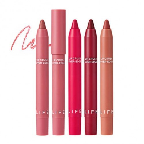 It s Skin Life Color Lip Crush Over-Edge [#7 Chill Out]