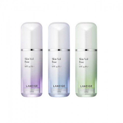 Laneige Skin Veil Base SPF23 PA++ [#40 Mint Green] 30ml