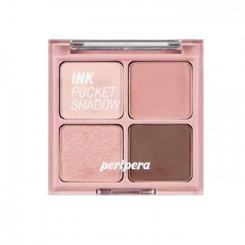 Peripera Ink Pocket Shadow Palette [#2 Once Upon A Pink]