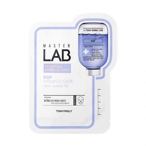 Tony Moly Master Lab Sheet Mask [EGF] 10 Sheets