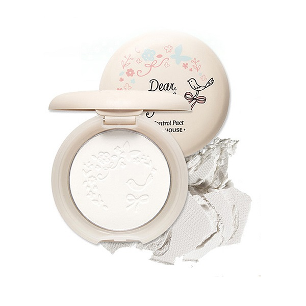Etude House Dear Girls Oil Control Pact (8g)