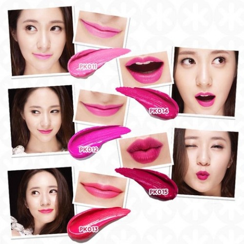Etude House Dear My Blooming Lips Talk - 26 Colors
