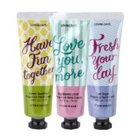 Etude House Loving Days Fragrance Hand Cream 50ml (3 Types)