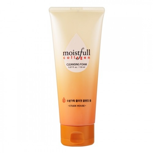 Etude House Moistfull Collagen Cleansing Foam (150ml)