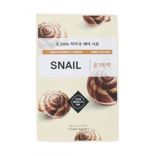 ETUDE HOUSE 0.2 Therapy Air Mask 5 Sheet [Snail]