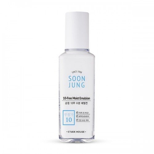 ETUDE HOUSE SoonJung 10 Free Moist Emulsion 72ml