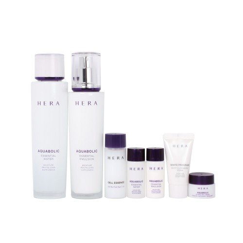 Hera Aquabolic Moisturizing Special Set [150ml/120ml]