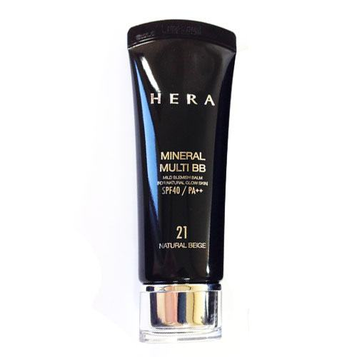 HERA Mineral Multi BB (SPF40,PA++) [40ml] - 2 Colors