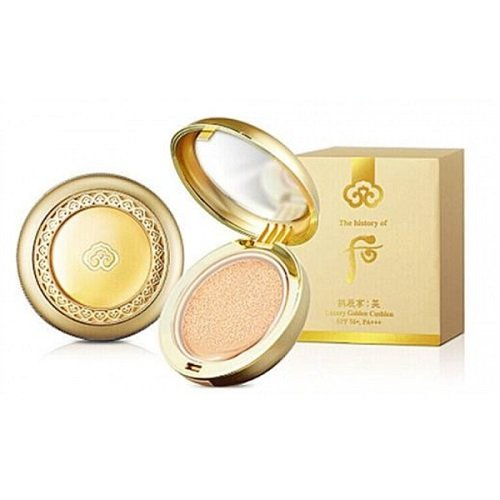 The History of Whoo Gongjinhyang Mi Cream Pact SPF34/PA++
