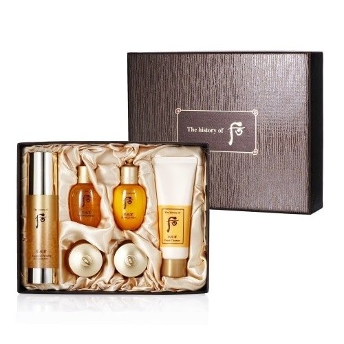 The History of Whoo Essential Firming Concentrate Ampoule set