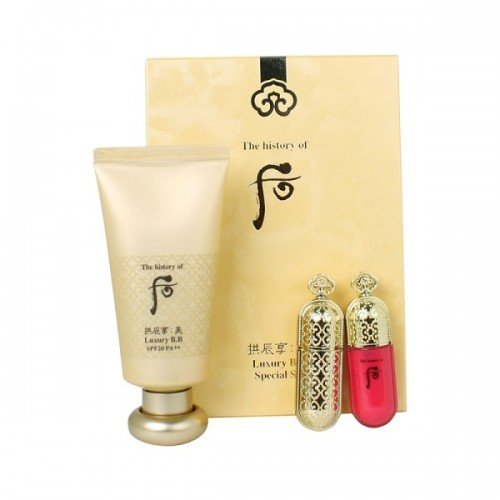 The History of Whoo Gongjinhyang Mi Luxury BB Special Set SPF20 PA++