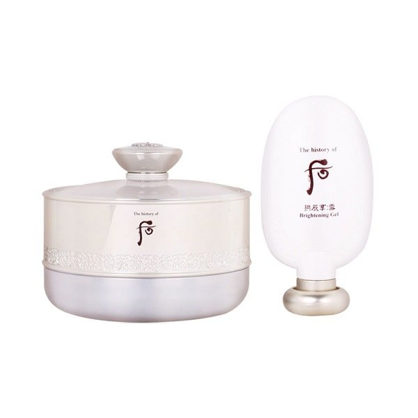 The History of Whoo Gongjinhyang Seol Whitening Ampoule