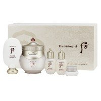 The History Of Whoo Gongjinhyang-seol Whitening Moisturizing Cream Special Set