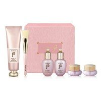The History of Whoo Gongjinhyang Soo Hydrating Overnight Mask Pact Special Set