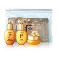 The History of Whoo Gongjinhyang Trial Kit 3PCs 50ml