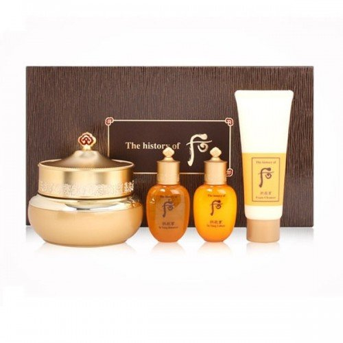 The History of Whoo Nok Yong Massage Special Set