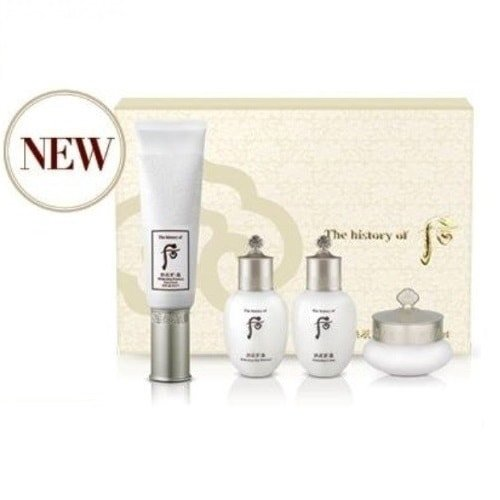 The History of Whoo Seol Whitening Essence Sunscreen SPF46/PA+