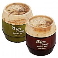Holika Holika Wine Therapy Sleeping Mask Pack 120ml