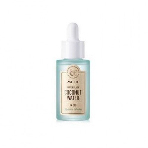 TONY MOLY AVETTE Water Flash Coconut Water in Oil 30ml