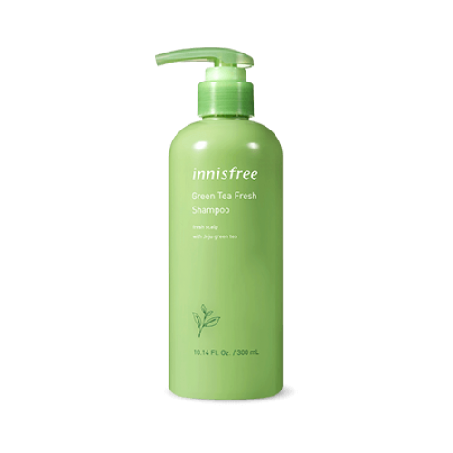 Innisfree Green Tea Fresh Shampoo 300 mL