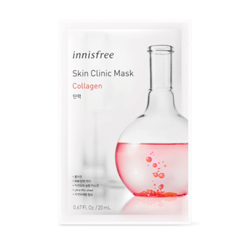 Innisfree Skin Clinic Mask [Collagen]