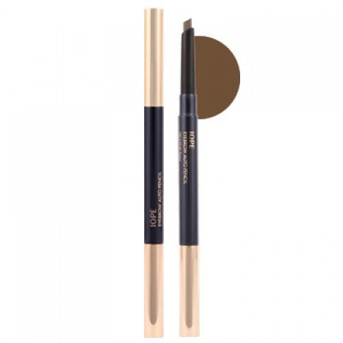 IOPE Eyebrow Auto Pencil No.2 Khaki Brown - With REFILL