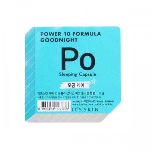 It's Skin Power 10 Formula Good Night Sleeping Capsule PO