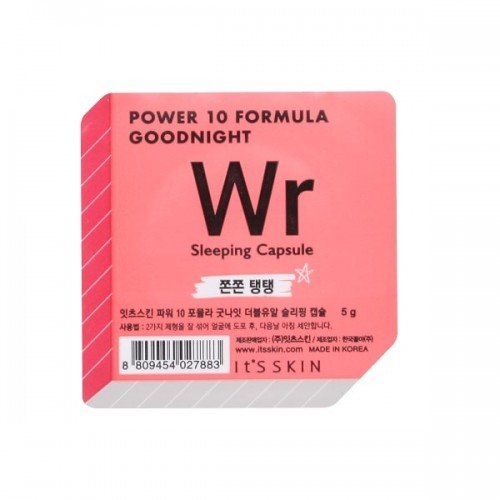 It's Skin Power 10 Formula Good Night Sleeping Capsule WR