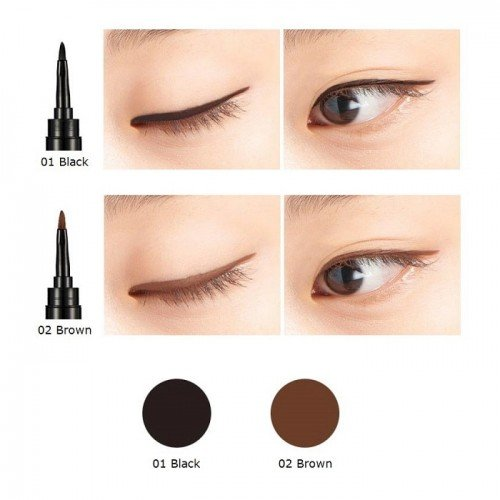 It's Skin Top Professional Brush Gel Eyeliner