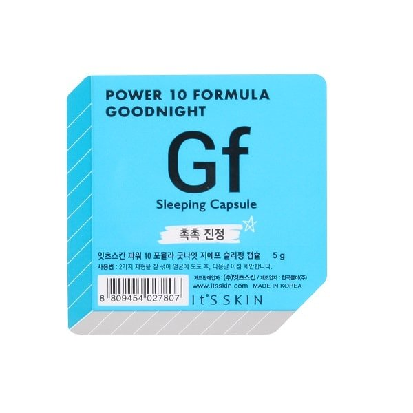 It's Skin Power 10 Formula Good Night Sleeping Capsule GF