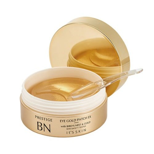 Its Skin Prestige BN Eye Gold Patch EX - 50 sheets