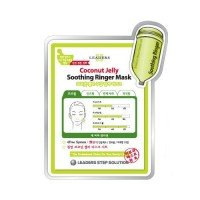 Leaders Clinic Coconut Jelly Soothing Ringer Mask (1EA) [25ml]