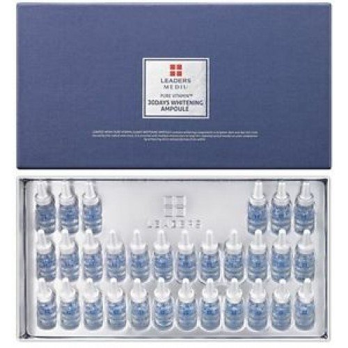 Leaders Clinic Mediu Pure Vitamin 30days Whitening Ampoule (3ml*30EA)