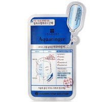 Leaders Clinic Step Solution Aqua Ringer Mask (10 Sheets) [25ml*10]