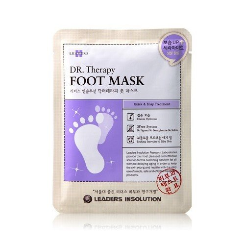 Leaders Dr.Therapy Foot Mask (5EA)
