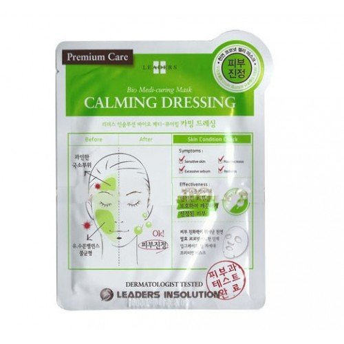 Leaders Insolution Bio Medi-curing Mask Calming Dressing (5EA) [30ml*5]