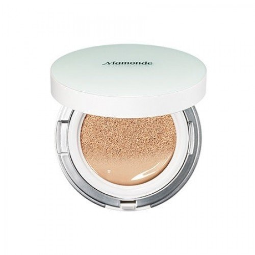Mamonde Brightening Cover Powder Cushion SPF50+/PA+++ [17 Light Peach]