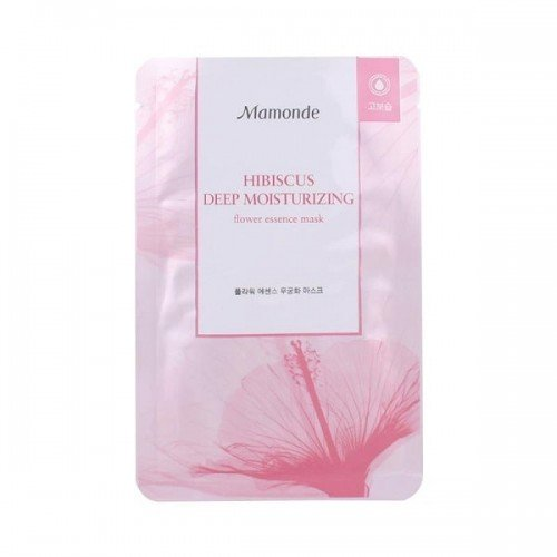 Mamonde Flower Essence Hibiscus Mask [Deep Moisturizing] 1PC