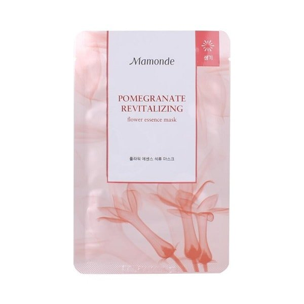 Mamonde Flower Essence Pomegranate Mask [Revitalizing] 1PC