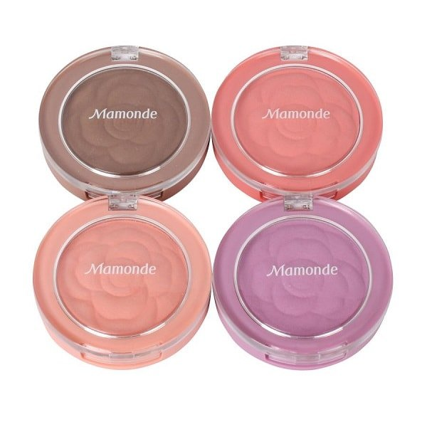 Mamonde Flower Pop Blusher [No.1 Pansy]