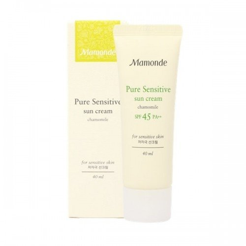 Mamonde Pure Sensitive Sun Protection Cream SPF45/PA++ 40ml