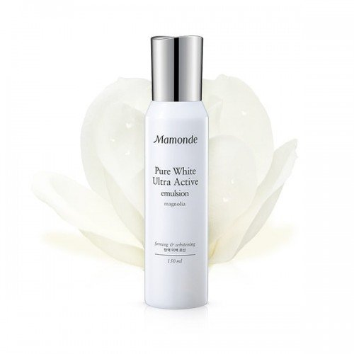 Mamonde Pure White Ultra Active Emulsion 150ml