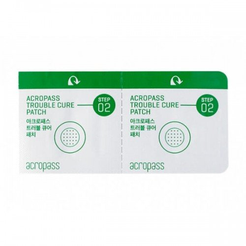 Acropass Trouble Cure Acne Patch [6 Patches]