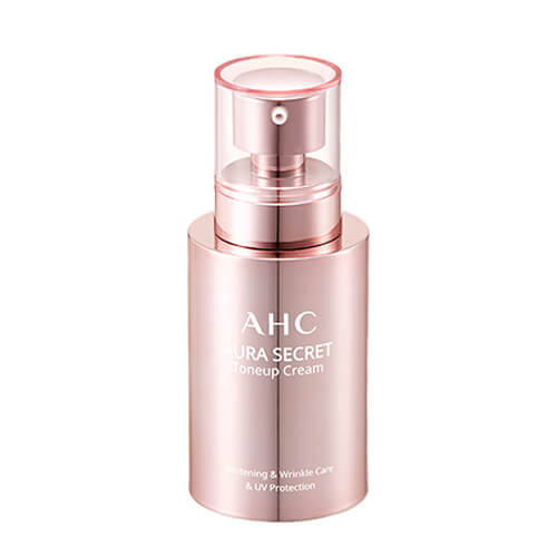 AHC Aura Secret Pink Tone Up Cream 50g