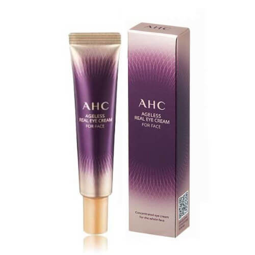 AHC Season 7 Ageless Real Eye Cream For Face 12ml 3EA