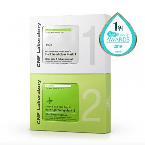 CNP Anti-Pore Blackhead Clear Kit (10 Sheets)
