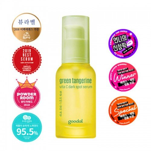 Goodal Green Tangerine Vita C Dark Spot Serum 30ml