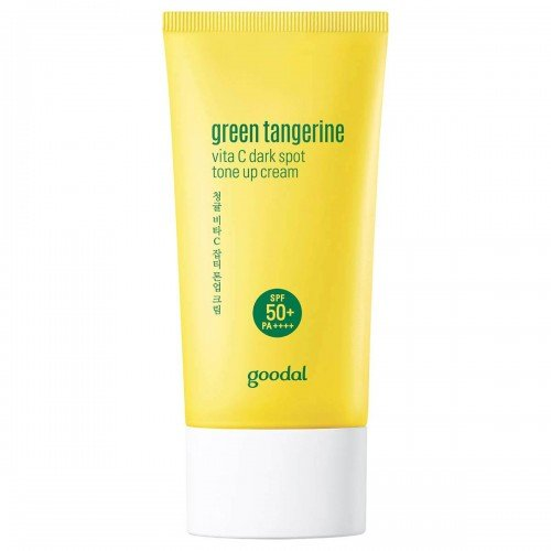 Goodal Green Tangerine Vita C Dark Spot Tone Up Cream 50ml